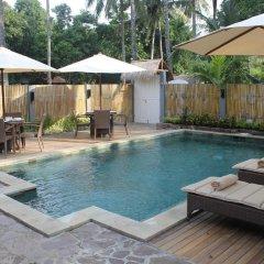 Отель Soul Villas бассейн
