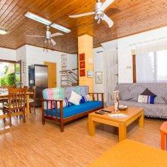 Отель Gold Sand Villa Кипр, Протарас - отзывы, цены и фото номеров - забронировать отель Gold Sand Villa онлайн комната для гостей фото 2
