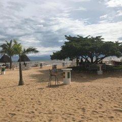 Kiriri Garden Hotel пляж
