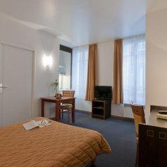 Отель Aparthotel Adagio access Paris Philippe Auguste 3* Студия с различными типами кроватей фото 2