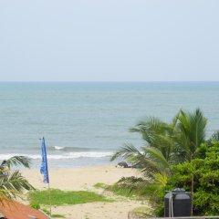 Отель Green Garden Ayurvedic Pavilion пляж