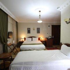 Basileus Hotel 3* Стандартный семейный номер разные типы кроватей