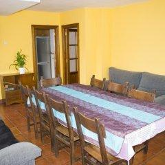 Отель Casa Rural La Yedra питание