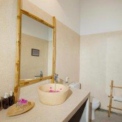 Отель Hoi An Rustic Villa 2* Улучшенный номер с различными типами кроватей фото 6
