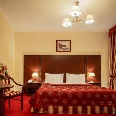 Гостиница Салют 4* Люкс с разными типами кроватей фото 10