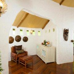 Отель Koh Tao Cabana Resort 4* Вилла с различными типами кроватей