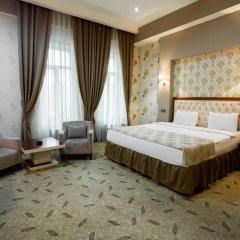 Grand Hotel 4* Стандартный номер с двуспальной кроватью фото 11
