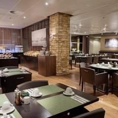 Lindner Wtc Hotel & City Lounge Antwerp Антверпен питание фото 2