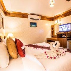 Курортный отель Lamai Coconut Beach 3* Бунгало с различными типами кроватей фото 27