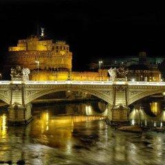 Отель B&B Leoni Di Giada Италия, Рим - отзывы, цены и фото номеров - забронировать отель B&B Leoni Di Giada онлайн приотельная территория