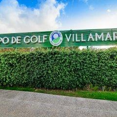 Отель Claudia Villamartín Golf Ориуэла городской автобус