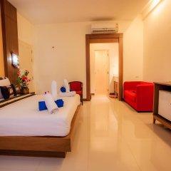 Отель Kata Blue Sea Resort комната для гостей фото 4