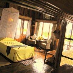 Отель Paradise Inle Resort 3* Улучшенный номер с различными типами кроватей