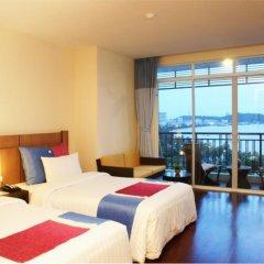 The Pattaya Discovery Beach Hotel Pattaya 4* Улучшенный номер с двуспальной кроватью фото 10