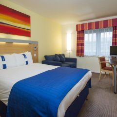 Отель Holiday Inn Express Edinburgh Royal Mile 3* Стандартный номер фото 3