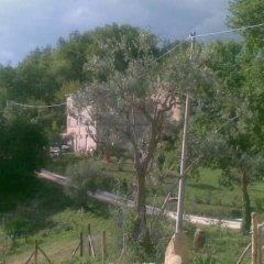 Отель Montepolino Трайа балкон