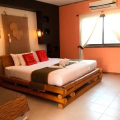 Отель Kantiang Oasis Resort And Spa 3* Номер Делюкс фото 19