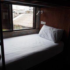 Bangkok Story - Hostel Кровать в общем номере с двухъярусной кроватью фото 4