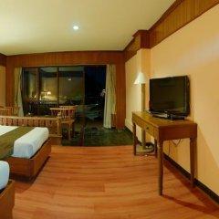 Отель Aloha Resort 3* Люкс с различными типами кроватей фото 4