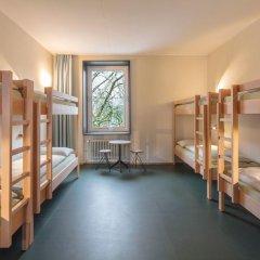 Youth Hostel Bern Кровать в мужском общем номере с двухъярусной кроватью фото 2