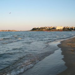 Апартаменты Sun City Apartments пляж