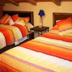 Отель Cabañas y Suites Sergia Torres 3* Семейный люкс с двуспальной кроватью фото 5