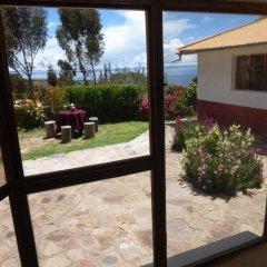 Отель Casa Inti Lodge Стандартный номер с различными типами кроватей фото 5