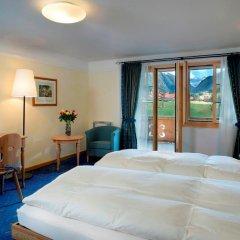Hotel Bellerive Gstaad 3* Стандартный номер с различными типами кроватей фото 8