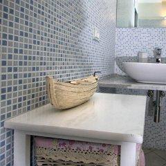Отель La Casa di Alessia Камогли ванная