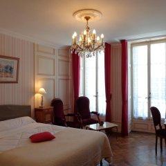 Отель Hôtel Continental 2* Номер Делюкс фото 2