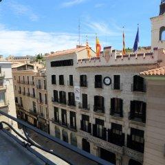Отель Apartaments Plaça del Vi Апартаменты с различными типами кроватей фото 13
