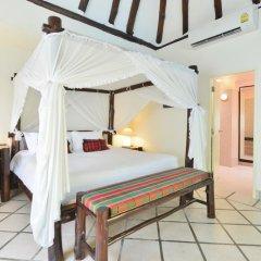 Отель Supatra Hua Hin Resort 3* Стандартный номер с различными типами кроватей фото 11