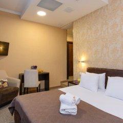 Отель King David 3* Стандартный номер с различными типами кроватей фото 14
