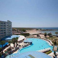 Buyuk Anadolu Didim Resort Турция, Алтинкум - 1 отзыв об отеле, цены и фото номеров - забронировать отель Buyuk Anadolu Didim Resort онлайн пляж фото 2