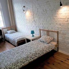 Garden Hostel Сопот комната для гостей фото 4