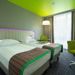 Гостиница Парк Инн от Рэдиссон Аэропорт Пулково 4* Стандартный номер с двуспальной кроватью