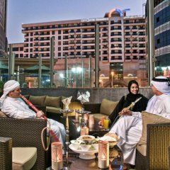 Отель The leela Hotel ОАЭ, Дубай - 1 отзыв об отеле, цены и фото номеров - забронировать отель The leela Hotel онлайн питание фото 2