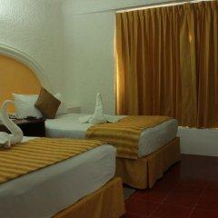 Отель Antillano Мексика, Канкун - отзывы, цены и фото номеров - забронировать отель Antillano онлайн комната для гостей фото 7
