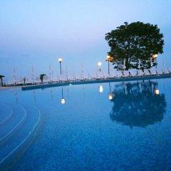 Отель Сенди Бийч Болгария, Албена - отзывы, цены и фото номеров - забронировать отель Сенди Бийч онлайн бассейн