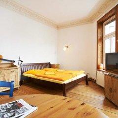 Отель Gaestezimmer auf St. Pauli Германия, Гамбург - отзывы, цены и фото номеров - забронировать отель Gaestezimmer auf St. Pauli онлайн комната для гостей фото 3