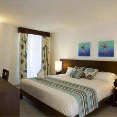 Отель Grand Paradise Playa Dorada - All Inclusive 3* Улучшенный номер с различными типами кроватей фото 6