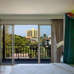 Отель The Lapa Hua Hin 4* Стандартный номер с 2 отдельными кроватями фото 3