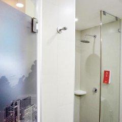 Отель Red Planet Bangkok Surawong 3* Стандартный номер с различными типами кроватей фото 3