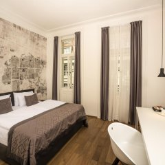 Отель Golden Crown 4* Стандартный номер с двуспальной кроватью фото 2