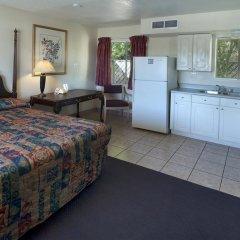 Отель American Executive Inn 2* Номер Делюкс с различными типами кроватей