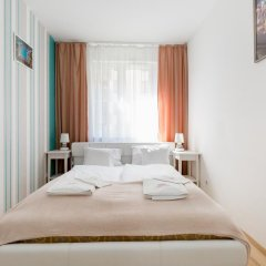 Апартаменты Sun Resort Apartments Улучшенные апартаменты с различными типами кроватей фото 44