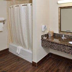 Отель Rodeway Inn & Suites LAX ванная