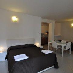 Отель BB Hotels Aparthotel Navigli 4* Студия с различными типами кроватей фото 12