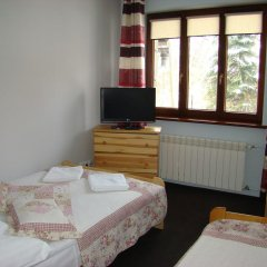 Отель Jastrzębia Turnia Стандартный номер с различными типами кроватей фото 2