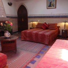 Отель Dar Al Kounouz Марокко, Марракеш - отзывы, цены и фото номеров - забронировать отель Dar Al Kounouz онлайн комната для гостей фото 3